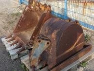 Cazos para excavadora de 78cm y 50cm