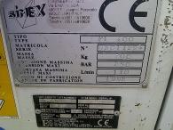 Fresadora marca Simex, modelo PL400, para mini, año de fabricación 1998, de 700kg