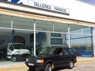 Todoterreno Range Rover 2.5 LP con motor BMW de 136cv, con 234.382km, año 1995.