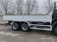 2 units news ASTRA HD9 66.42 6x6, 420cv, Euro 3. With open box for 20 feets container.