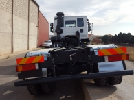 New IVECO ASTRA HD9 64.50, 6x4 of 500cv, Euro 6 with manual gearbox.