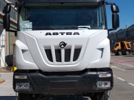 New IVECO ASTRA HD9 66.50, 6x6 of 500cv, Euro 6 with manual gearbox.