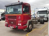 Camión PEGASO 1226 del año 1991, en chasis.