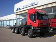Tractora para transporte especial IVECO Trakker AT410T50 8x4