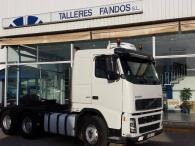 Tractora para transporte especial VOLVO FH16 6X4 TR2 550 para 120Tn de arrastre.