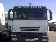Dumper IVECO AD380T36, 6x4, fabricad en 2007, 72.000km