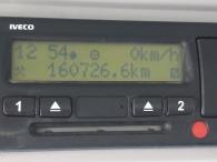 Dumper de ocasión IVECO AD380T38, 6x4, del año 2006, con toldo, 160.726km