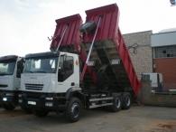Dumper IVECO AD380T38 6x4