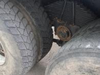 Dumper IVECO, AD380T41W, 6x6, del año 2008, solo 86.613km, con toldo, manos libres y emisora.