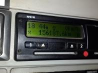 Dumper IVECO AD380T44, 6x4, año 2007, 156.187km, en muy buen estado.