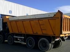 Dumper IVECO AD410T41, 8x4,