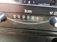 Dumper IVECO MP380E44W, 6x6, manual, año 2003, 309.591km, con caja Meiller Kipper