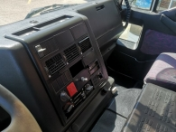 Used tipper truck  IVECO MP380E44W, 6x6, manual, year 2003, 309.591km, with box Meiller Kipper