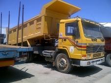Dumper Volvo FL10 26 Intercool, 6x4