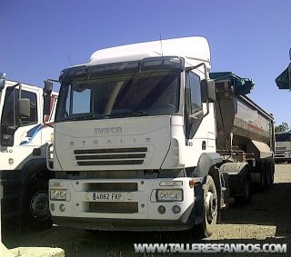 Tractora IVECO AT440S43TP