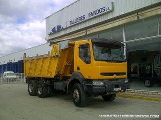 Volquete/Dumper Renault 420.34 Kerax