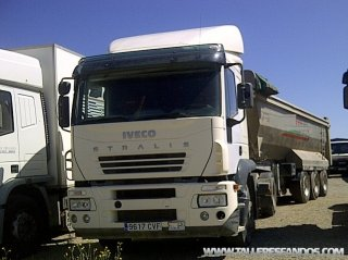 Bañera IVECO AT440S35TP