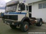 Tractora Mercedes 1929AK 4x4