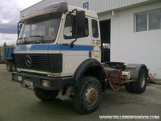 Tractor unit Mercedes 1929AK 4x4