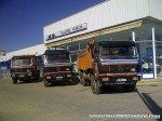 Volquete/Dumper Mercedes 2629AK y 2635AK
