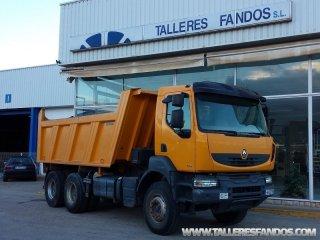 Volquete/Dumper Renault 410.35