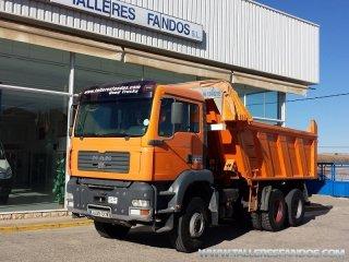 Volquete/Dumper MAN TG360A