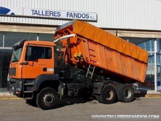 Volquete/Dumper MAN TG 390 A