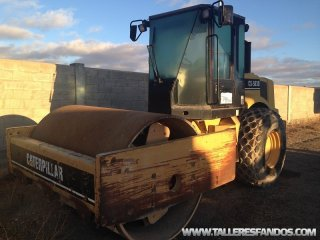Compactor (Roller) Caterpillar CS-583-D