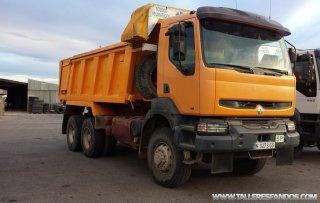 Volquete/Dumper Renault 385.34
