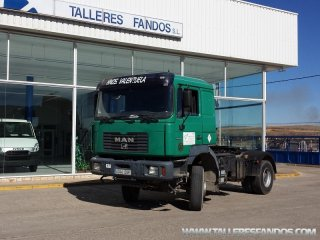 Tractor unit MAN 19.423FLT 4x4