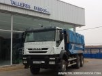 Volquete/Dumper IVECO AD380T41W 6x6
