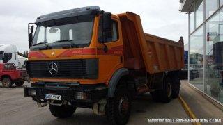 Volquete/Dumper Mercedes 2635