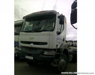 Tractor unit Renault KERAX 420.18T 4x4