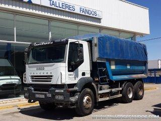 Volquete/Dumper IVECO AD380T38