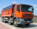 Volquete/Dumper DAF CF 85.430