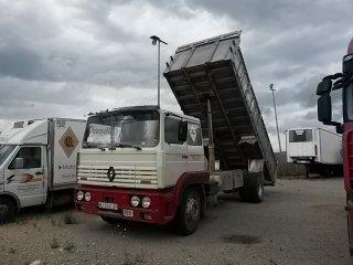 Volquete/Dumper Renault DG-260.20