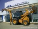 Backhoe loader Case 580 Super LE