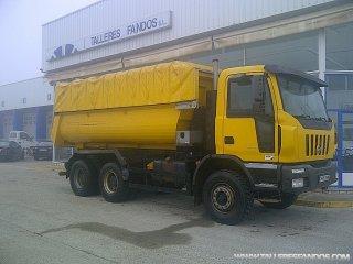 Tipper truck Astra HDB 64.36
