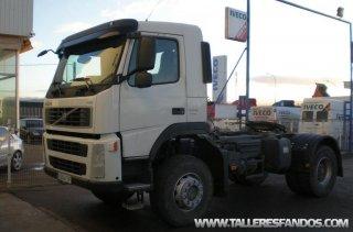 Tractor unit Volvo FM12 4x4