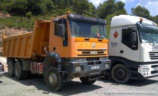 Volquete/Dumper IVECO MP380E44W