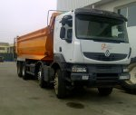 Volquete/Dumper Renault Kerax 410