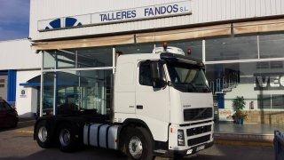 Tractor unit Volvo FH16 6X4 TR2 550