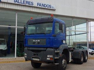 Tractor unit MAN 33.483 6x6