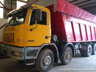 Tipper truck Astra HD7 88.40