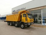 Tipper truck Astra HD8 86.56 8x6