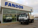 Tipper truck IVECO MP380E42W 6x6