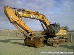 Excavadoras Case CX460