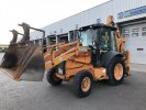 Backhoe loader Case Mixta 580SR-4PT