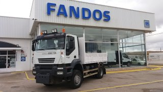 Tipper truck IVECO AD190T33W 4X4