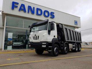 Tipper truck Astra HD9 84.50 Euro 6 8x4 Cantoni 20m3